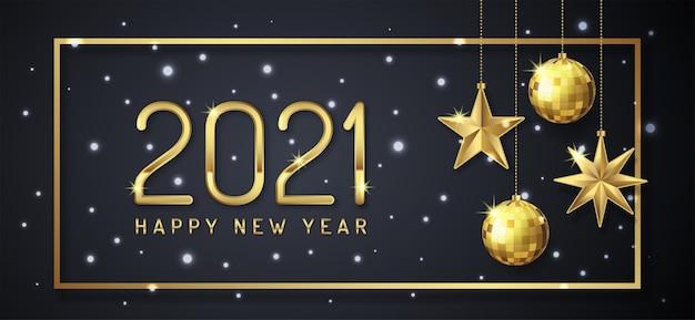 2021 feliz ano novo saudação