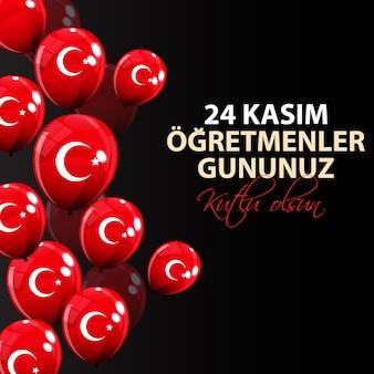 24 de novembro dia do professor turcoturco 24 de novembro feliz dia do professor tr 24 kasim ogretmenler gununuz kutlu olsun