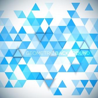 3d abstrato triângulos fundo geométrico. ilustração de textura abstrata com triângulos.