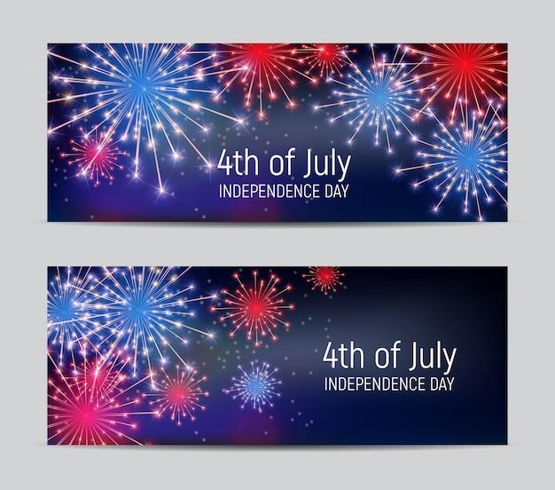 4 de julho, dia da independência dos estados unidos