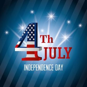4 de julho dia da independência eua celebração