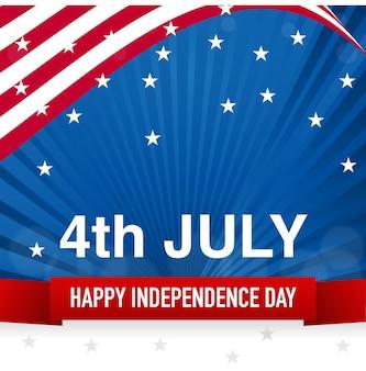 4 de julho, feliz dia da independência
