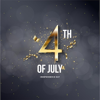 4 de julho independência dos estados unidos da américa