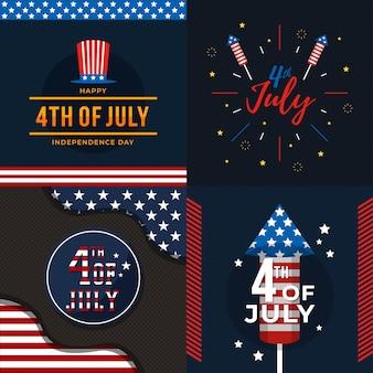 4 de julho o dia independente