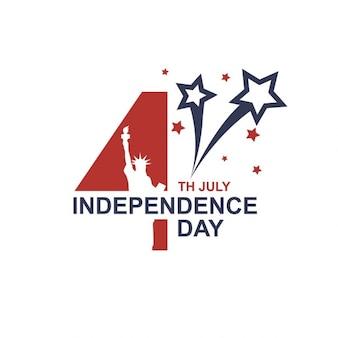 4 dia da independência de julho