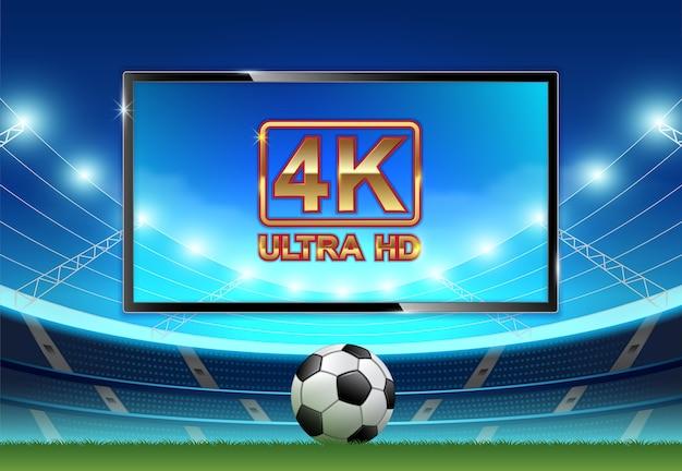 4k ultra hd campeonato mundial de futebol ao vivo