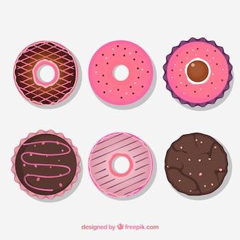 6 biscoitos