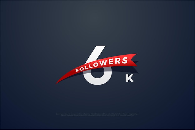 6k seguidores
