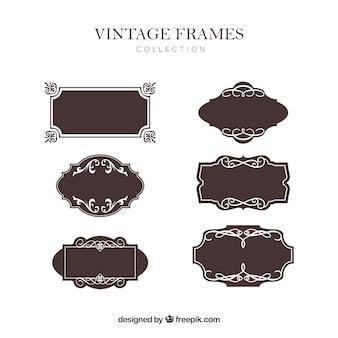 7 quadros bonitos do vintage