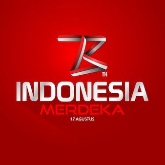 73 tahun, indonésia merdeka
