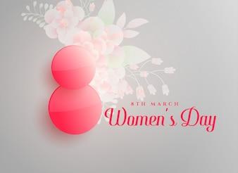 8 de março feliz dia das mulheres