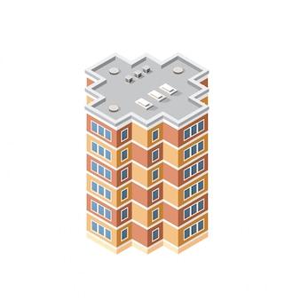 A casa de construção de inteligência