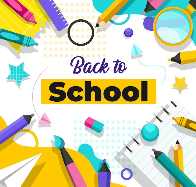 A escola abriu o semestre. os alunos voltaram a estudar disciplinas como arte, esportes, matemática e ciências.
