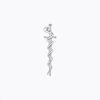 A espada de cobra