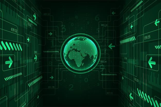 A fonte mundial de informação digital.
