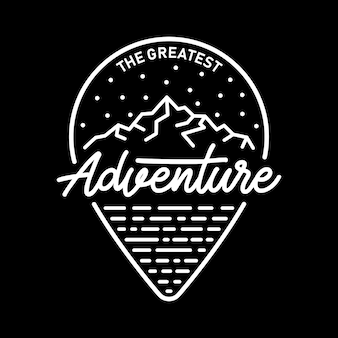 A maior aventura