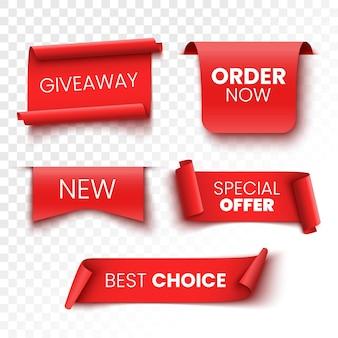 A melhor oferta de escolha e fitas e banners em grande promoção