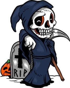 A morte espera