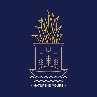 A natureza é sua 3