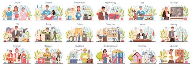 A profissão de orçamento define o governo e a profissão social, educação e saúde