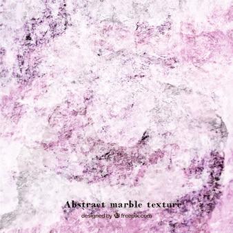 A textura da superfície de mármore rosa