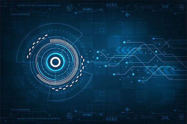 A transferência de dados digitais é rápida e complexa.