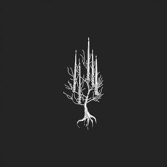 A vela da árvore