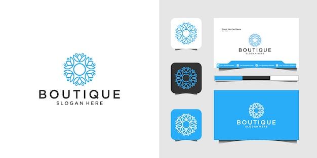 Abelha querida ícone criativo símbolo logotipo linha arte estilo linear logotipo. design de logotipo