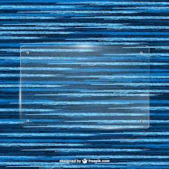 Abstract blue vestígios fundo