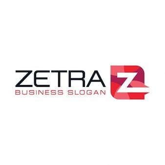 Abstract letra z logo
