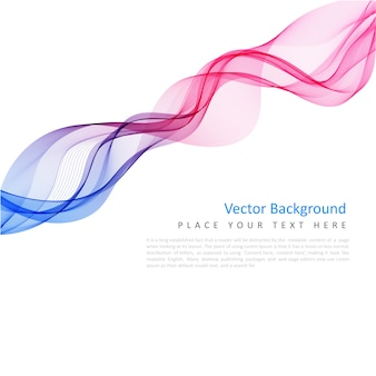 Abstract vector colorful background Vetor grátis