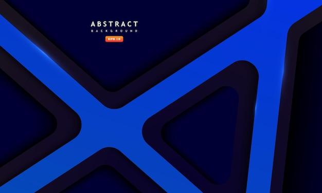 Abstractbbackground com fundo digital de sombra profunda conceito moderno de página de destino