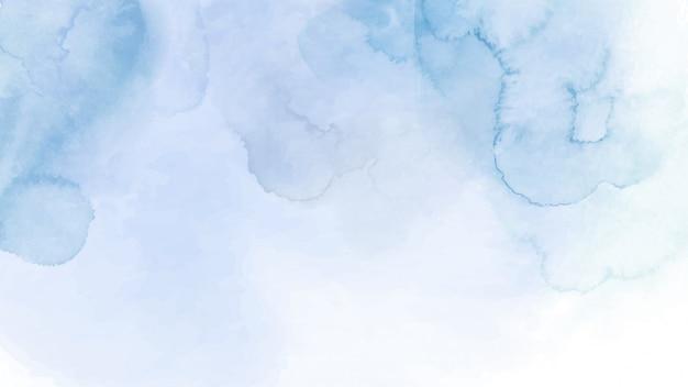 Abstrata azul aquarela para plano de fundo