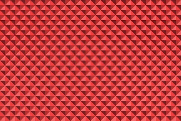 Abstrata sem costura padrão textura de formulário 3d