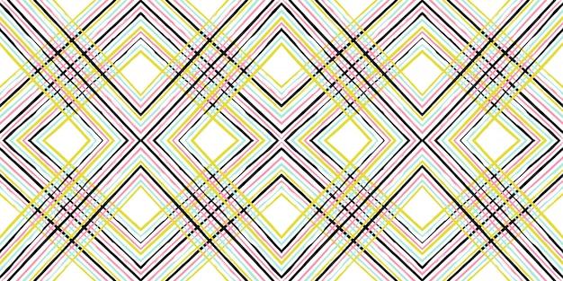 Abstrata sem costura padrão