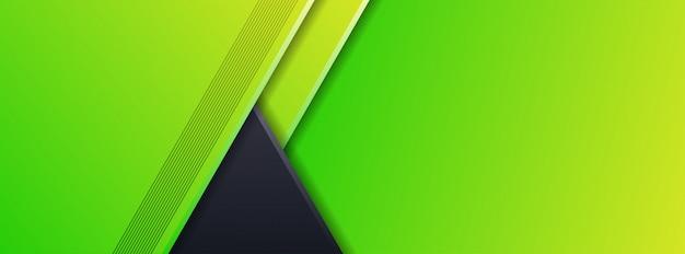 Abstrato 3d fundo escuro com forma geométrica