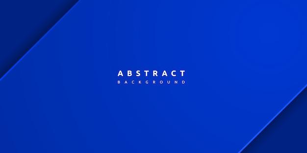 Abstrato azul com espaço em branco