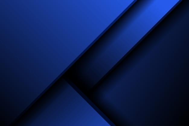 Abstrato azul dinâmico