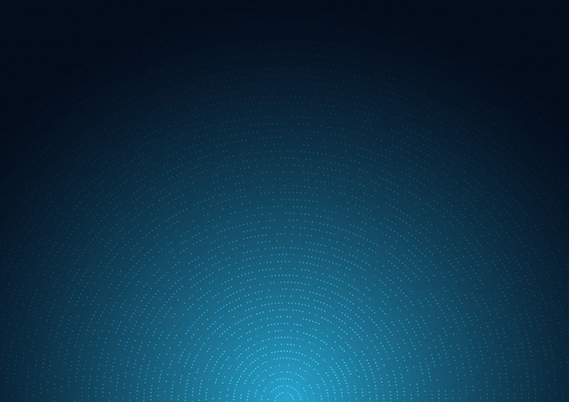 Abstrato azul escuro