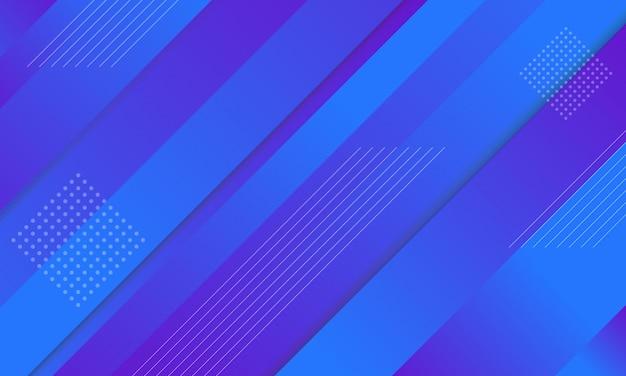 Abstrato azul geométrico