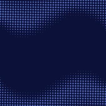 Abstrato azul.