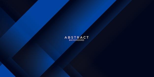 Abstrato azul