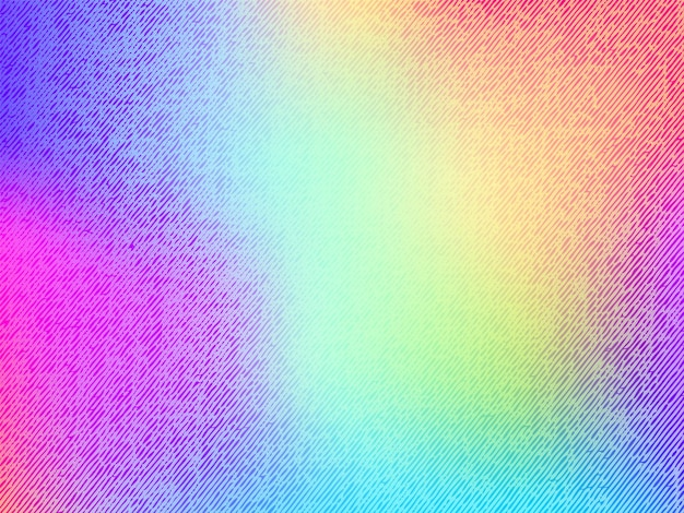 Abstrato base de malha de gradiente turva em cores brilhantes com textura jeans. modelo de banner liso colorido. fundo moderno do vetor