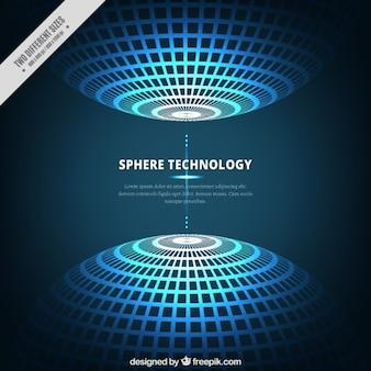 Abstrato base tecnológica