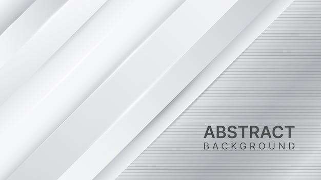 Abstrato branco e cinza cor de fundo.