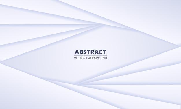 Abstrato branco e cinza moderno luz de fundo com linhas de gradiente.