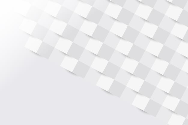 Abstrato branco em estilo de jornal