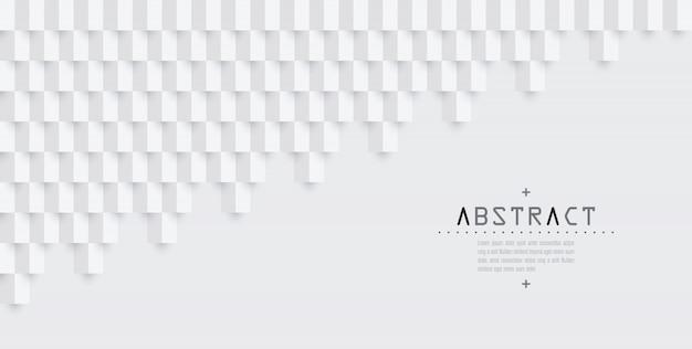 Abstrato branco