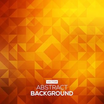 Abstrato brilhante com triângulos. abstrato geométrico moderno