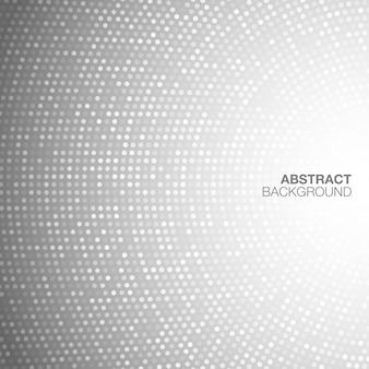 Abstrato circular cinza claro